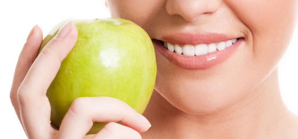 диета с установленными зубными коронками