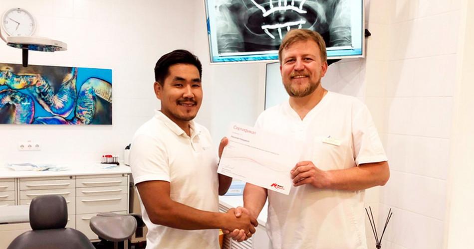 Курс обучения по применению скуловых имплантатов NobelZygoma