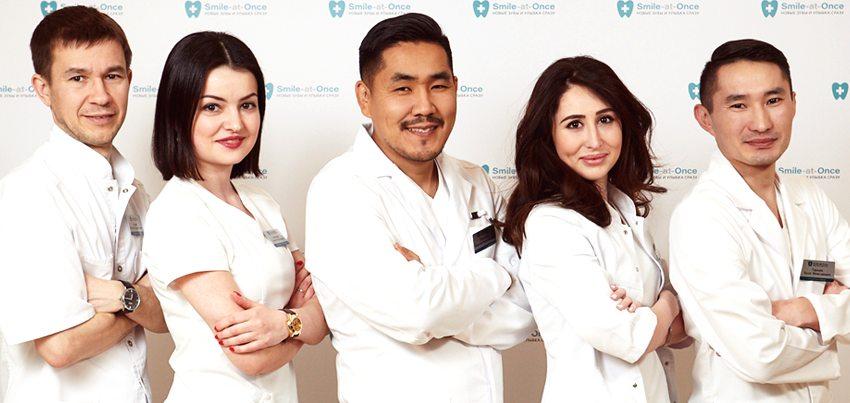 Наши врачи за работой