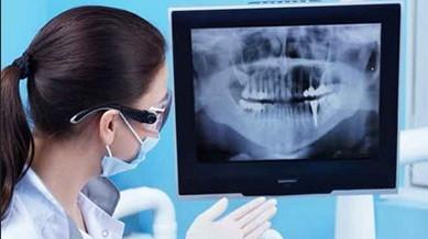Рентген диагностика полости рта