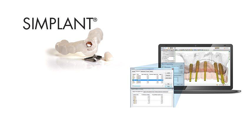 Simplant: новая эра цифровой имплантологии