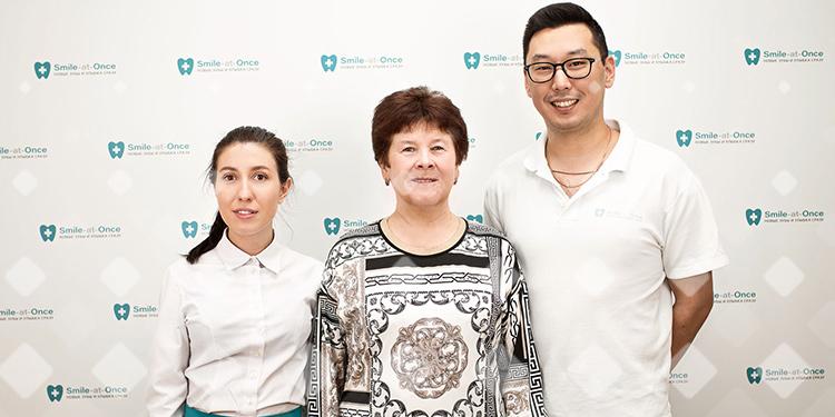 Интервью Татьяны Лавриненко о этапах восстановления зубов